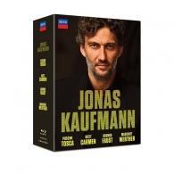 Jonas Kaufmann (Йонас Кауфман): Carmen - Tosca - Faust - Werther