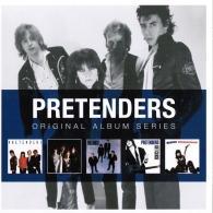The Pretenders (Зе Претендерс): Original Album Series