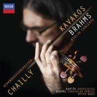 Leonidas Kavakos (Леонидас Кавакос): Brahms Violin Concerto