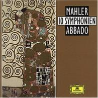 Claudio Abbado (Клаудио Аббадо): Mahler: 10 Symphonies
