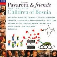 Luciano Pavarotti (Лучано Паваротти): Pavarotti & Friends 3 - For The Children Of Bosnia