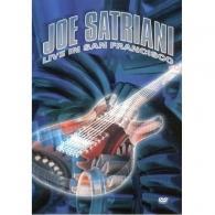 Joe Satriani (Джо Сатриани): Live In San Francisco