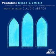 Claudio Abbado (Клаудио Аббадо): Pergolesi: Missa S.Emidio