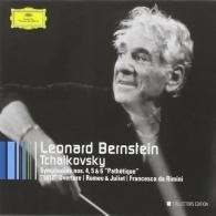 Leonard Bernstein (Леонард Бернстайн): Tchaikovsky: Symph.4,5,6