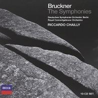 Riccardo Chailly (Рикардо Шайи): Bruckner: The Symphonies