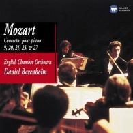 Daniel Barenboim (Даниэль Баренбойм): Piano Concerto Nos. 9, 20, 21, 23 & 27