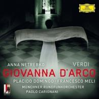 Анна Нетребко: Verdi: Giovanna d'Arco