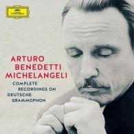 Arturo Benedetti Michelangeli (Артуро Бенедетти Микеланджели): Complete Recordings On DG
