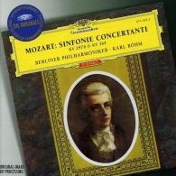 Karl Boehm (Карл Бём): Mozart: Sinfonie concertanti