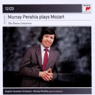 Murray Perahia (Мюррей Перайя): The Piano Concertos