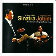 Frank Sinatra (Фрэнк Синатра): Sinatra Jobim: The Complete Reprise Recordings