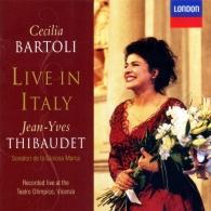 Cecilia Bartoli (Чечилия Бартоли): Live In Italy