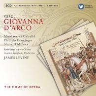James Levine (Джеймс Ливайн): Giovanna D'Arco