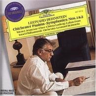 Christa Ludwig (Криста Людвиг): Bernstein: Chichester Psalms; Symphonies Nos.1 & 2