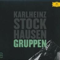 Claudio Abbado (Клаудио Аббадо): Kurtag: Grabstein Fur Stephan; Stockhausen: Gruppen