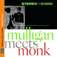 Thelonious Monk (Телониус Монк): Mulligan Meets Monk