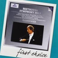 John Eliot Gardiner (Джон Элиот Гардинер): Beethoven: Symphony No.9; Choral Fantasy