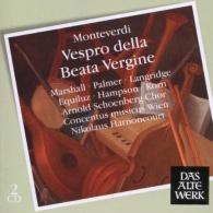 Nikolaus Harnoncourt (Николаус Арнонкур): Vespro Della Beata Vergine (Daw50)