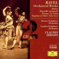 Claudio Abbado (Клаудио Аббадо): Ravel: Orchestral Works