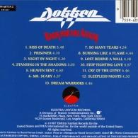 Dokken (Доккен): Back For The Attack