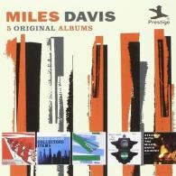 Miles Davis (Майлз Дэвис): 5 Original Albums: Concord