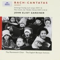 John Eliot Gardiner (Джон Элиот Гардинер): Bach: Advent Cantatas