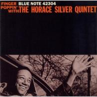 Horace Silver (Хорас Сильвер): Finger Poppin'