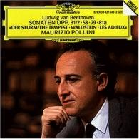 "Maurizio Pollini (Маурицио Поллини): Beethoven: Piano Sonatas Nos.17 ""The Tempest"", 21"