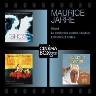 Maurice Jarre (Морис Жарр): Cinemabox: Maurice Jarre