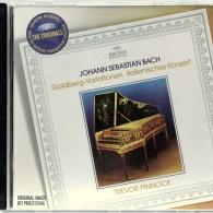 Trevor Pinnock (Тревор Пиннок): Bach:Goldberg Variations, Italian Concer