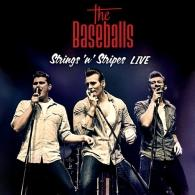 The Baseballs (Зе Басебалс): Strings 'N' Stripes Live