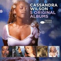 Cassandra Wilson (Кассандра Уилсон): Original Albums