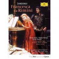 James Levine (Джеймс Ливайн): Zandonai: Francesca da Rimini