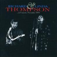 Linda Thompson (Линда Томпсон): In Concert November