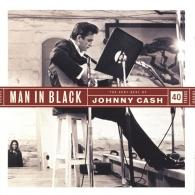 Johnny Cash (Джонни Кэш): Man In Black - The Very Best Of