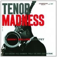Sonny Rollins (Сонни Роллинз): Tenor Madness