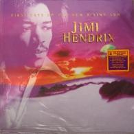 Jimi Hendrix (Джими Хендрикс): First Rays Of The New Rising Sun