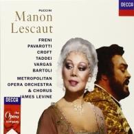 Mirella Freni (Мирелла Френи): Puccini: Manon Lescaut