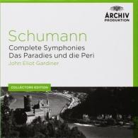 John Eliot Gardiner (Джон Элиот Гардинер): Schumann: Complete Symphonies