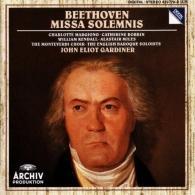 John Eliot Gardiner (Джон Элиот Гардинер): Beethoven: Missa Solemnis
