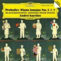 Andrei Gavrilov (Андрей Гаврилов): Prokofiev: Piano Sonatas Nos. 3, 7 & 8