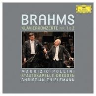 Maurizio Pollini (Маурицио Поллини): Brahms: Piano Concertos Nos.1 & 2