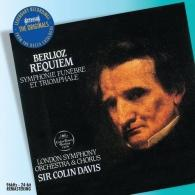 Sir Colin Davis (Колин Дэвис): Berlioz: Requiem etc