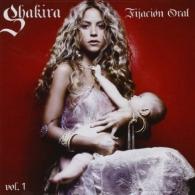 Shakira (Шакира): Fijacion Oral