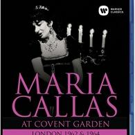 Maria Callas (Мария Каллас): Maria Callas At Covent Garden, London 1962 & 1964