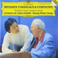 Myung-Whun Chung (Чон Мён Хун): Messiaen: Turangalila-Symphonie