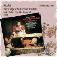 Fritz Wunderlich (Фриц Вундерлих): Die Lustigen Weiber Von Windsor