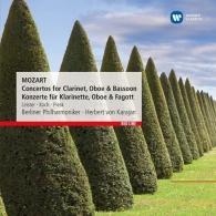 Herbert von Karajan (Герберт фон Караян): Concertos For Clarinet, Oboe & Bassoon
