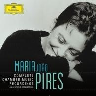 Maria Joao Pires (Мария Жуан Пиреш): Complete Chamber Music Recordings