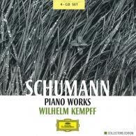 Wilhelm Kempff (Вильгельм Кемпф): Schumann: Piano Works